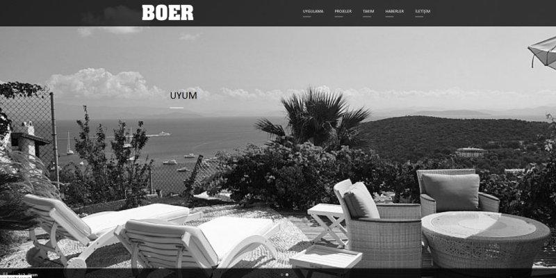 Boer İnşaat Mimarlık - İstanbul