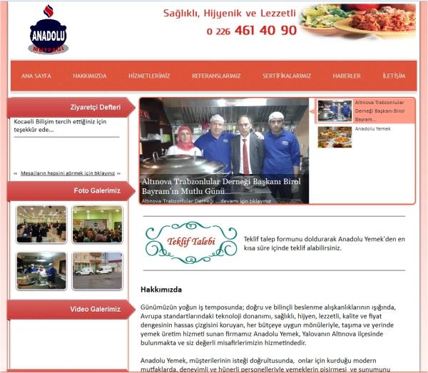 Yalova Anadolu Mutfağı