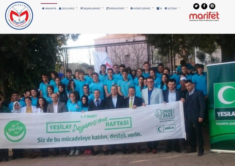 Özel Marifet Anadolu Sağlık Meslek Lisesi
