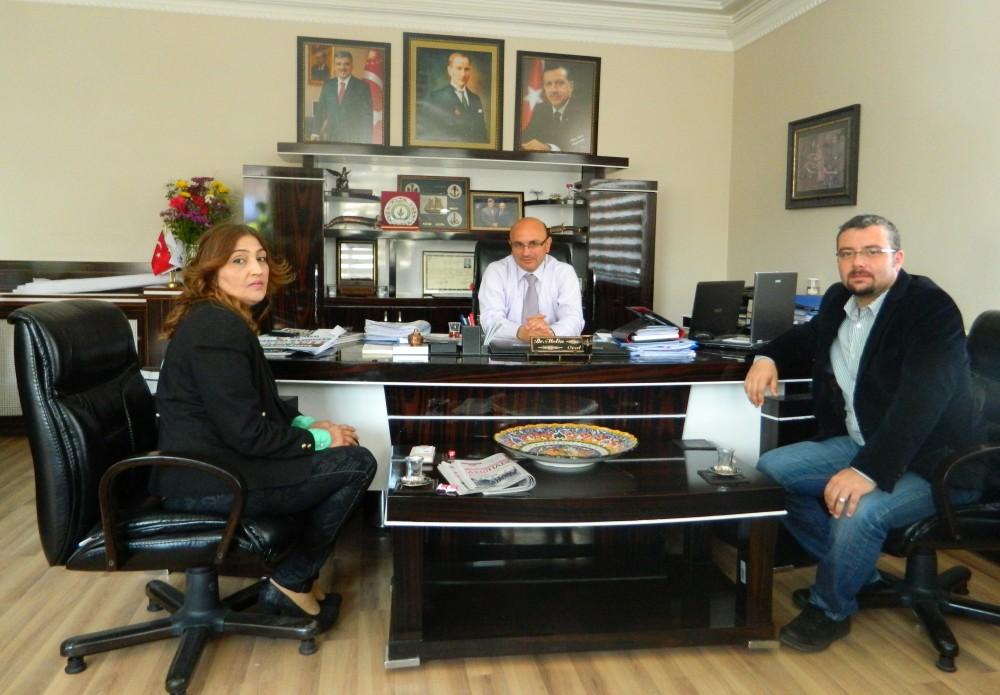 Altınova Haberleri: Muhtarlardan Oral'a destek 22