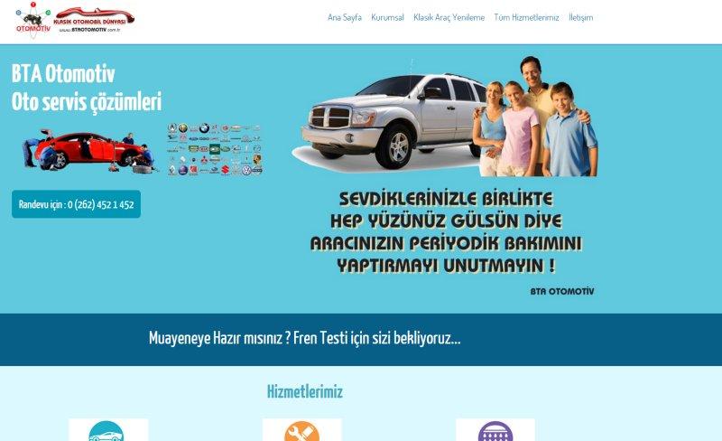 Bta Otomotiv Ltd. Şti. - Kocaeli