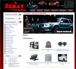 Özbay Oto Dizayn