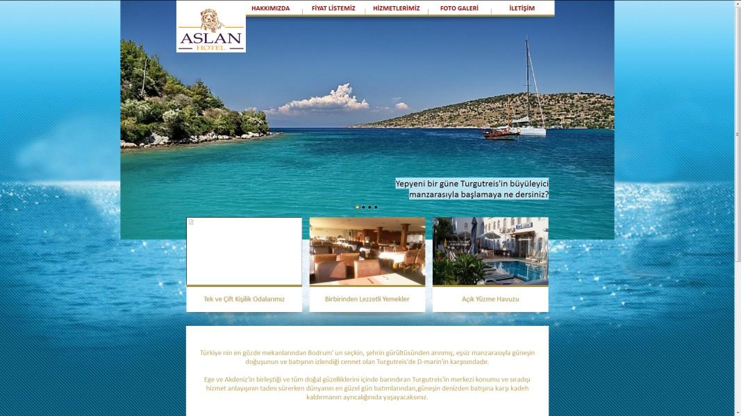 Aslan Hotel Bodrum