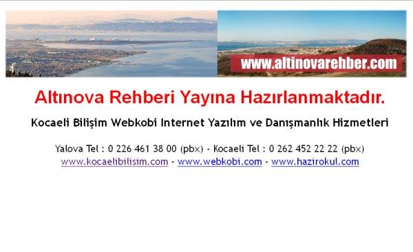 Altınova Rehber