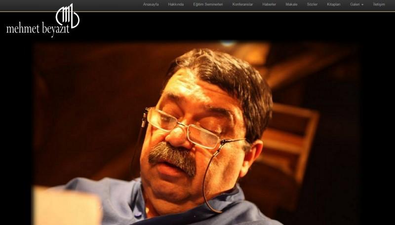 Mehmet Beyazıt Kişisel Web Sitesi