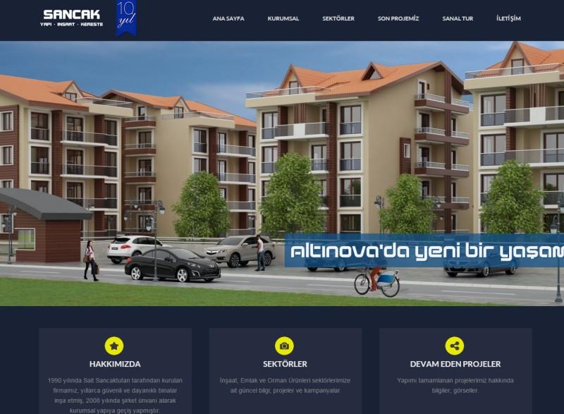 Sancak Yapı İnşaat Ltd. Şti. - YALOVA