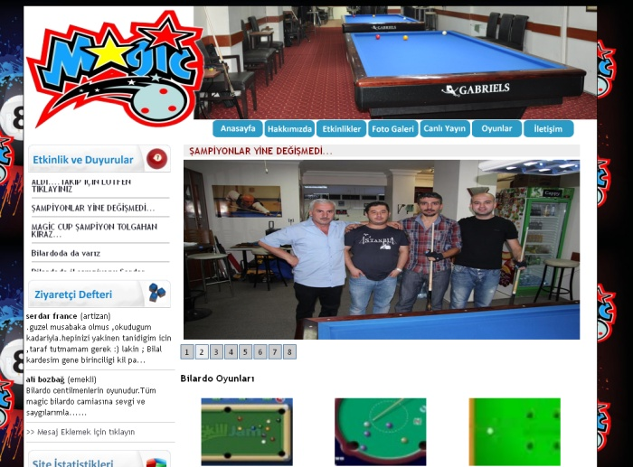 Magic Bilardo