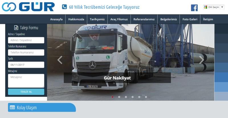 Gür Nakliyat İnşaat Ltd. Şti.